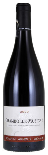 Domaine Arnoux Lachaux Chambolle Musigny 2009 750ml