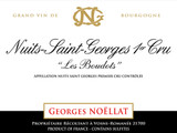 Georges Noellat Nuits St. Georges Aux Boudots 1er Cru 2013 750ml