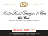 Georges Noellat Nuits St. Georges Aux Cras 1er Cru 2013 750ml