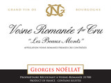 Georges Noellat Vosne Romanee Les Beaux Monts 1er Cru 2013 750ml