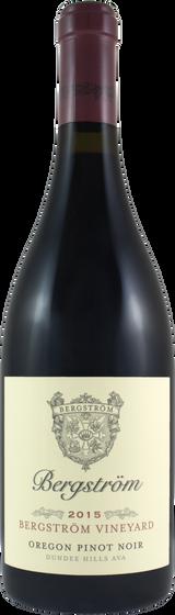 Bergstrom Pinot Noir Bergrstrom Vineyard 2015 750ml