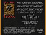 Native Flora Jaguar Reserve Pinot Noir Dundee Hills 2011 750ml
