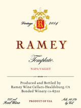 Ramey Template Proprietary Red Napa Valley 2014 750ml