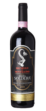 Case Basse Soldera Brunello di Montalcino Riserva 1999 750ml