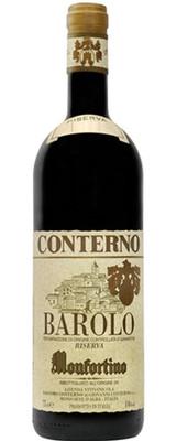 Giacomo Conterno Barolo Riserva Monfortino 1988 750ml