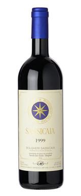 Tenuta San Guido Sassicaia 1999 750ml