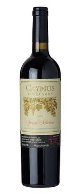 Caymus Special Selection Cabernet Sauvignon 2001 750ml
