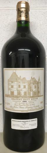 Haut Brion 1989 6000ml