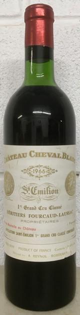 Cheval Blanc 1966 750ml