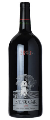 Silver Oak Cabernet Sauvignon Napa Valley 2013 6000ml in OWC