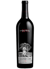 Silver Oak Cabernet Sauvignon Napa Valley 2015 6000ml in OWC
