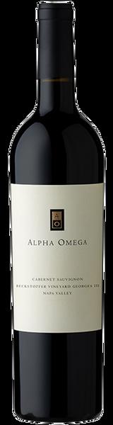 Alpha Omega Cabernet Sauvignon Beckstoffer Georges III Vineyard 2013 750ml