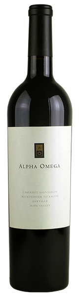 Alpha Omega Cabernet Sauvignon Beckstoffer To Kalon North Vineyard 2010 750ml