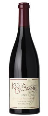 Kosta Browne Pinot Noir Kanzler Vineyard 2005 750ml