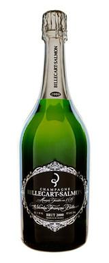 Billecart Salmon Cuvee Nicolas Francois Brut Champagne2000 750ml