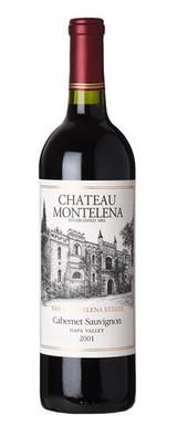 Chateau Montelena Estate Cabernet Sauvignon Napa Valley 2001 1500ml