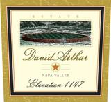 David Arthur Elevation 1147 Cabernet Sauvignon Napa Valley 2008 750ml