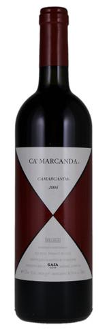 Gaja Ca'Marcanda Bolgheri 2004 750ml
