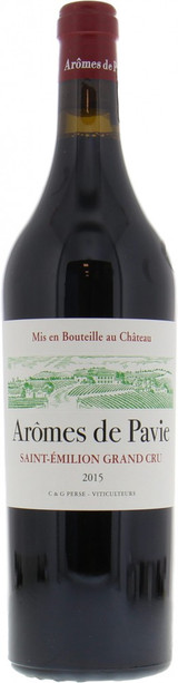 Aromes de Pavie 2015 750ml