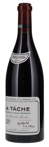 Domaine de la Romanee-Conti La Tache Grand Cru 2017 750ml