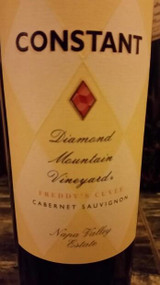 Constant Freddy's Cuvee Cabernet Sauvignon Diamond Mountain 2013 750ml