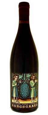 Kongsgaard Syrah Hudson Vineyard 2004 750ml