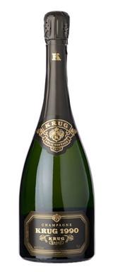 Krug Champagne Brut Vintage 1990 750ml