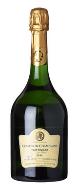 Tattinger Comtes de Champagne Brut 1996 750ml