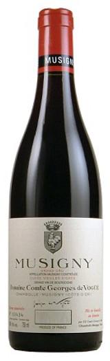 Domaine Comte Georges de Vogue Musigny Grand Cru Cuvee Vieilles Vignes 1991 750ml