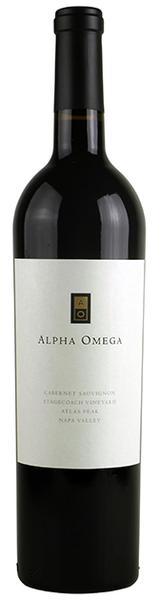 Alpha Omega Cabernet Sauvignon Stagecoach Vineyard 2014 750ml