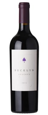 Becklyn Reserve Cabernet Sauvignon Moulds Family Vineyard 2015 750ml