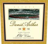 David Arthur Old Vine Cabernet Sauvignon Napa Valley 2010 750ml