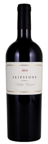 Skipstone Proprietary Red Faultline Vineyard 2012 750ml