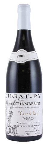 Domaine Dugat-Py Gevrey-Chambertin Cuvee Coeur de Roy Tres Vieilles Vignes 2005 750ml