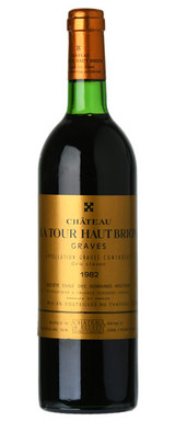 La Tour Haut Brion 1982 750ml