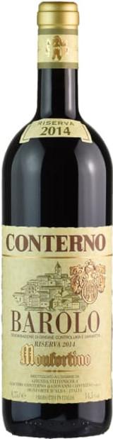 Giacomo Conterno Barolo Riserva Monfortino 2014 750ml