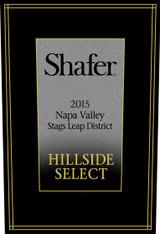Shafer Hillside Select Cabernet Sauvignon 2015 3000ml