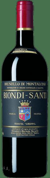 Biondi Santi Brunello di Montalcino Riserva 2013 750ml