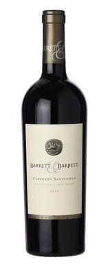 Barrett & Barrett Cabernet Sauvignon Calistoga 2010 750ml
