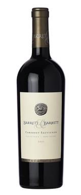 Barrett & Barrett Cabernet Sauvignon Calistoga 2011 750ml