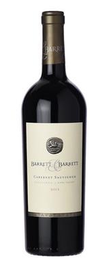 Barrett & Barrett Cabernet Sauvignon Calistoga 2012 750ml