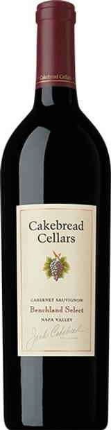 Cakebread Cellars Benchland Select Cabernet Sauvignon 2018 750ml