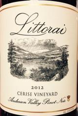 Littorai Pinot Noir Cerise Vineyard 2012 750ml