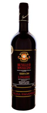 Il Poggione Brunello di Montalcino Riserva Vigna Paganelli 2004 750ml