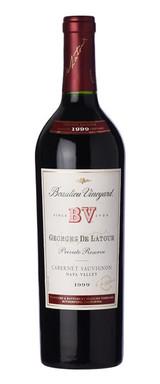 Beaulieu Vineyard Georges de Latour Private Reserve Cabernet Sauvignon Napa Valley 1999 750ml