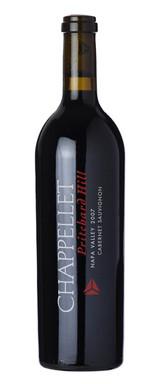 Chappellet Pritchard Hill Cabernet Sauvignon 2007 750ml