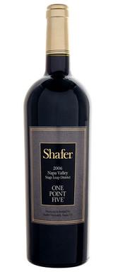 Shafer One Point Five Cabernet Sauvignon2006 750ml
