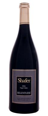 Shafer Relentless Syrah Napa Valley 2006 750ml