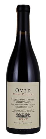 Ovid Syrah Napa Valley 2016 750ml
