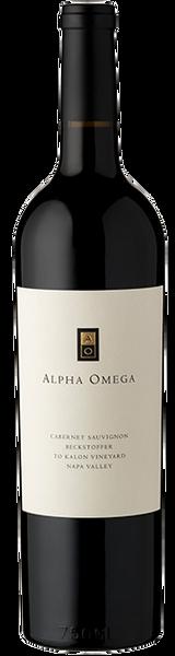 Alpha Omega Cabernet Sauvignon Beckstoffer To Kalon Vineyard 2013 750ml